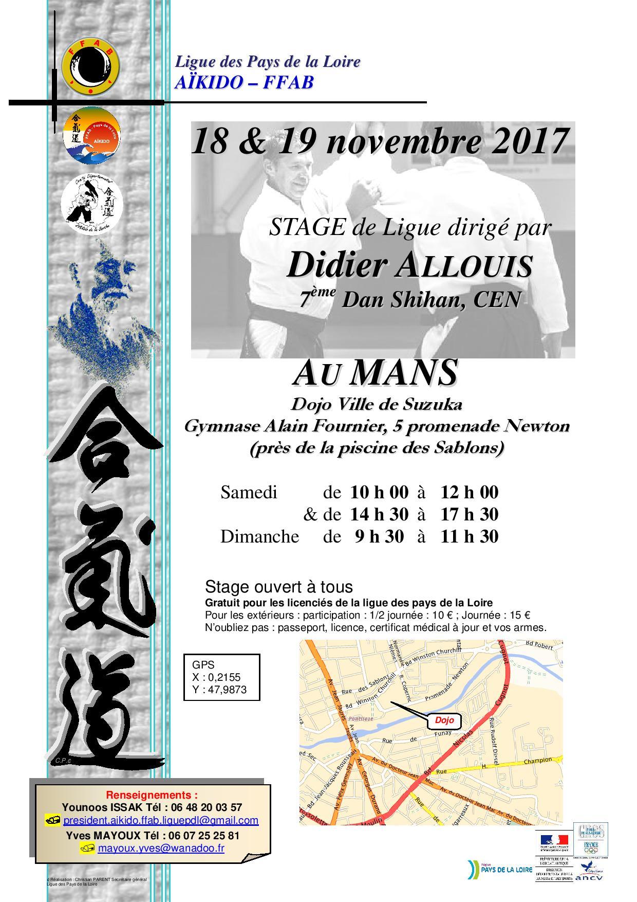 Didier Allouis au J C M